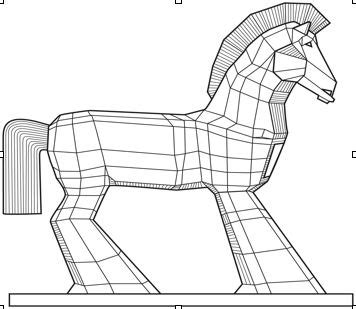 coloring pages of trojan horse trojan war horse coloring page coloring pages