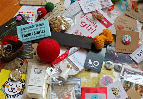 Swag Bag Giveaway - giveaway got craft swag bag london fields shoppe blog