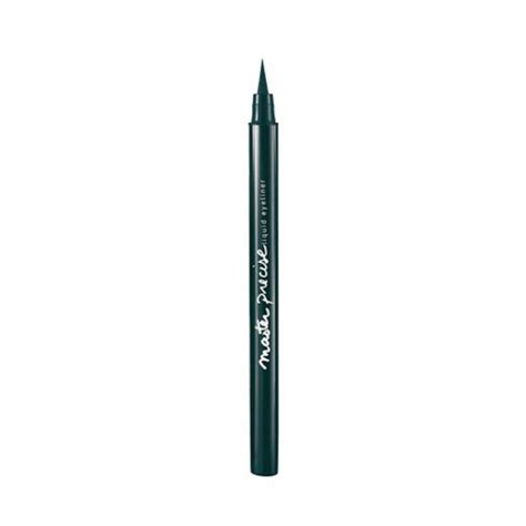 Maybelline Master Precise Liquid Eyeliner maybelline maybelline master precise liquid eyeliner jungle green maybelline from high