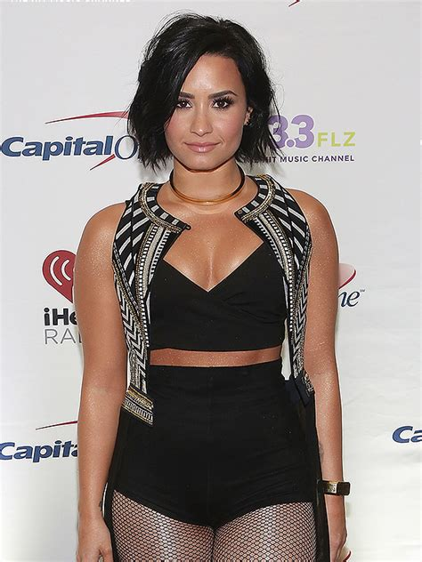 demi lovato confident genius celebrity style news peoplestyle people