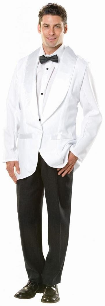 Humphrey White humphrey bogart white suit jacket spicylegs