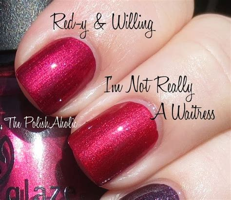 The Cult Of Opis Im Not Really A Waitress by 465 Best My Opi S Images On Nail Nail