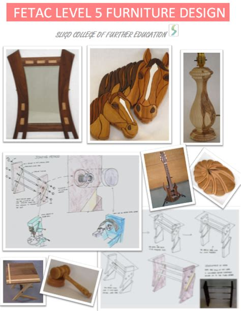 sligo college of further education furniture and design