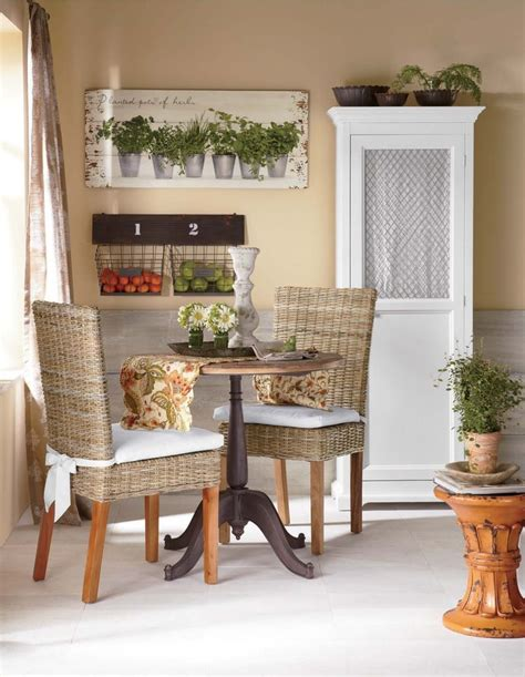 Small Cozy Chair Cozy Kitchen Maximize A Small Dining Space With A