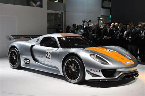 porsche 918 rsr porsche 918 rsr 767hp hybrid race car