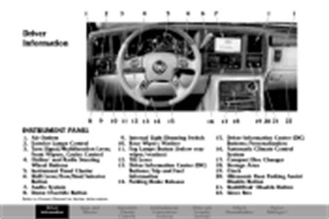 2005 cadillac escalade esv problems online manuals and repair information