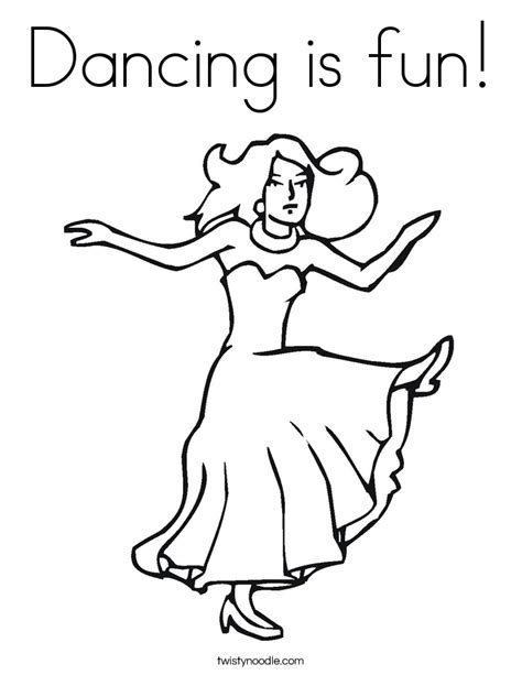 jazz dance coloring pages coloring home