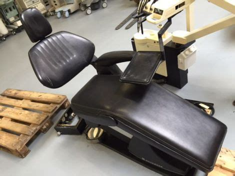 used dental chair parts used eurodent 3000 dental chair for sale dotmed listing