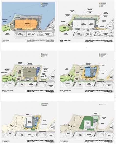 Floor Plan App Ipad vancouver convention centre west lmn mcm da archdaily