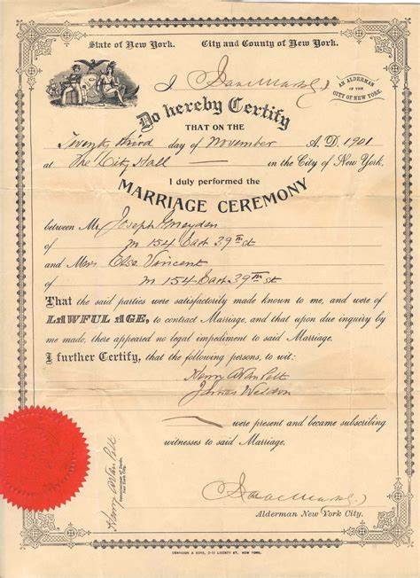 Marriage Records Manhattan New York Welcome To The Houk Family Tree Gueydan Vincent Page