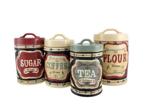 Beautiful Kitchen Jars 17 Best Images About Cannisters On Canister