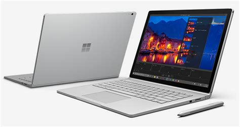 Laptop Microsoft Surface Book microsoft surface book recensione di un pc tablet magico
