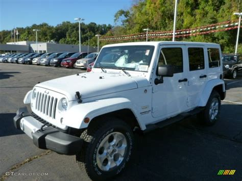 jeep sahara white 2014 jeep wrangler unlimited sahara white www imgkid com