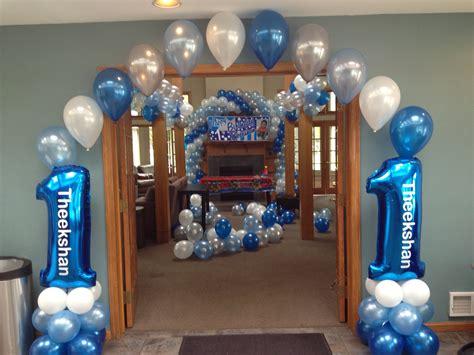 1st birthday balloon arches 1st birthday general