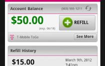 vesta t mobile t mobile introduce refill prepaid account management