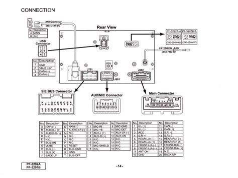 clarion stereo wiring diagram wiring diagram and