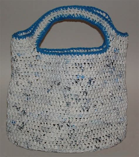 recycled tote bag pattern recycled flat bottom plastic tote bag my recycled bags com