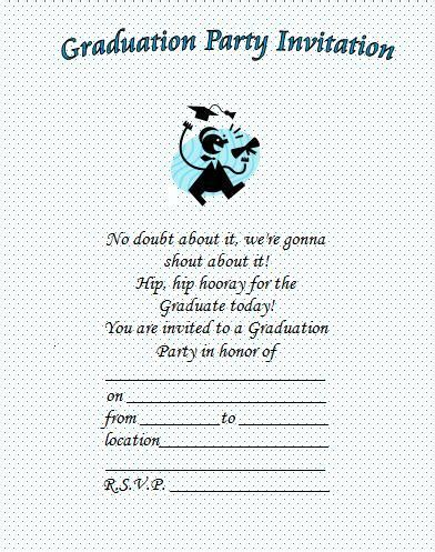 high school graduation invitations templates high school graduation invitation wording