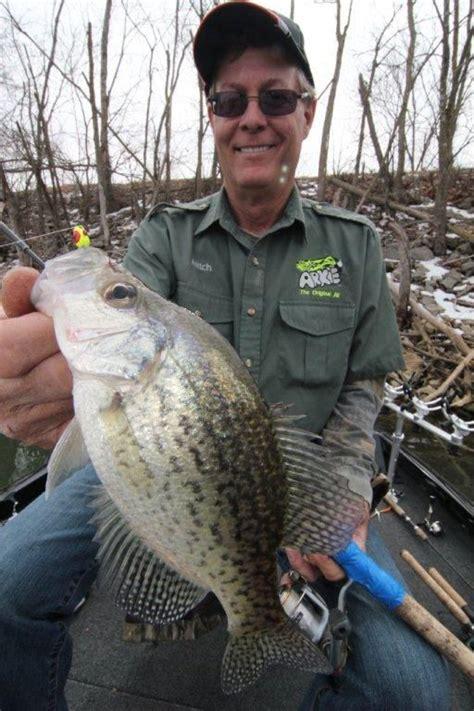 pin  mickey owen  fishing crappie fishing tips bass