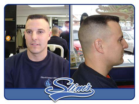 flattop abrbershop slim s barber shop crystal lake illinois 815 444 9190