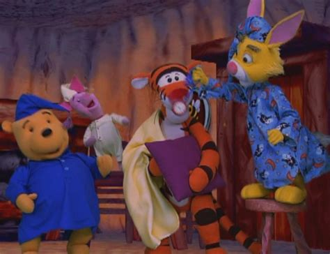 the book of pooh a for eeyore tigger s lullaby winniepedia