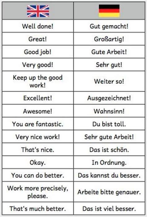 german word for best 25 german words ideas on german language learn german and