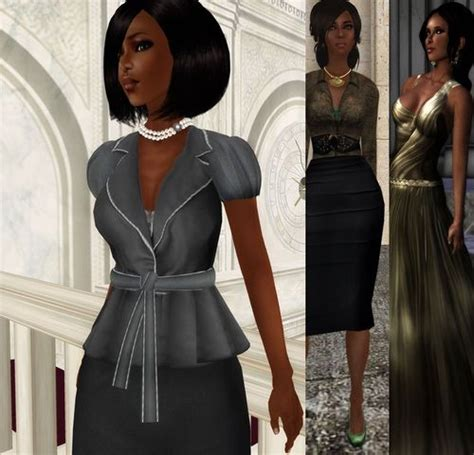 ms obama recent fashions new world notes ophelia s gaze second life styles for