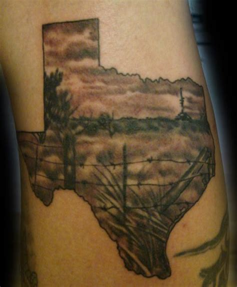 texas made tattoo but of oregon of course tattoos