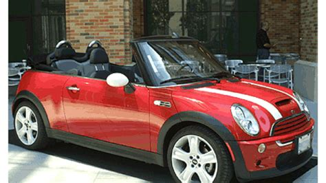 how to fix cars 2005 mini cooper security system 2005 mini cooper s convertible review roadshow