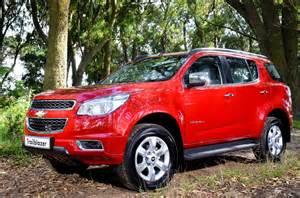 Chevrolet Trailblazer 2014 3d Car Shows Chevrolet Trailblazer South Africa Upgraded