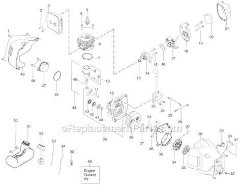 craftsman eater parts diagram 17 inch 25cc craftsman eater parts 17 tractor