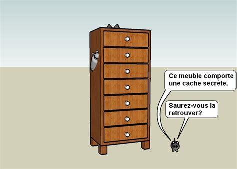 Petit Meuble à Tiroirs 1696 by Meuble Cache Secr 232 Te Forum D 233 Coration Mobilier