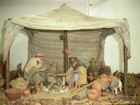 tende beduini tenda con beduini 350 00eur il faro presepi presepi