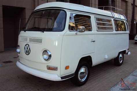 1970 Vw Westfalia Cer Excellent Condition With Lots