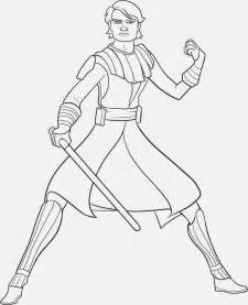Free star wars coloring pages anakin skywalker for kids