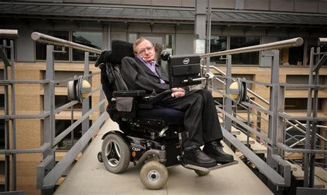 cientifico en silla de ruedas la silla de ruedas futuro ser 225 guiada por el