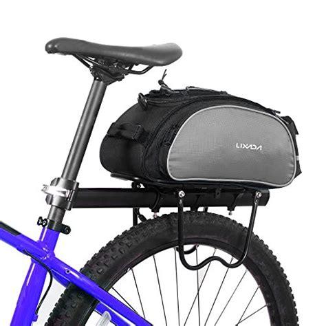 Mtb Bike Rack by Lixada Bicycle Rack Bag 13l Waterproof Cycling Bike Rear