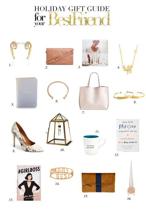holiday gift guide for your bff 66591 the chriselle
