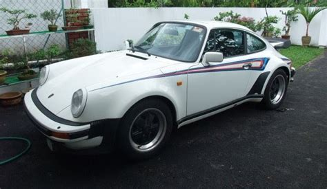 martini porsche 930 prodetailing porsche 911 turbo 930 martini special edition