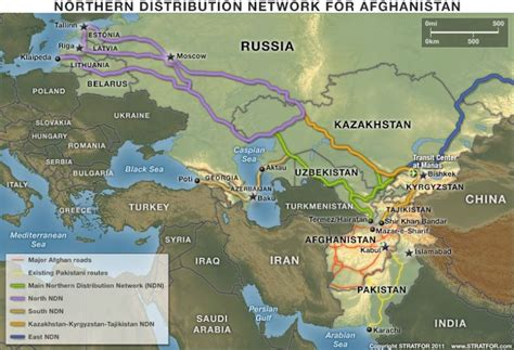 is russia running a secret supply route to arm syrias supply routes from russia to afghanistan