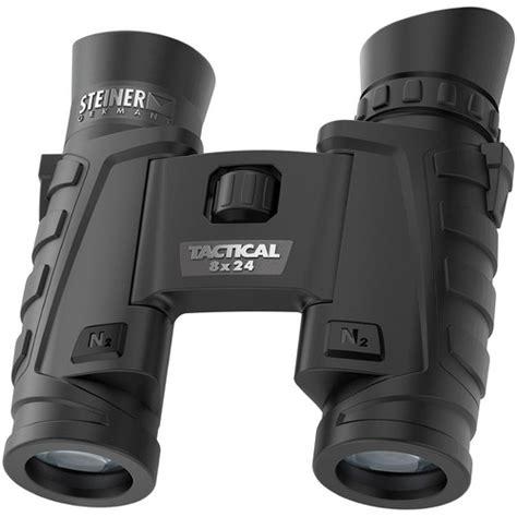 8x24 binoculars steiner 8x24 tactical binocular 6502 b h photo