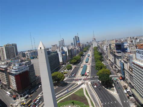 imagenes urbanas de buenos aires la ciudad lanz 243 la agencia de inversiones noticias
