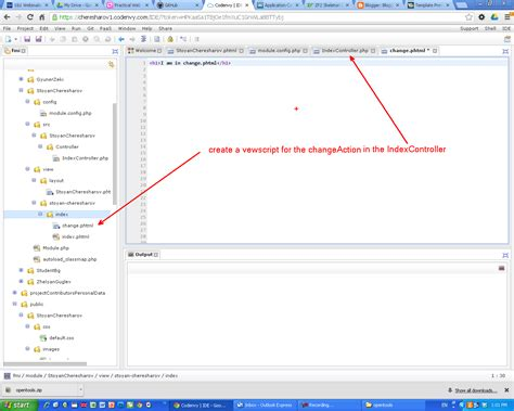 zf2 layout for module software engineering create a layout for zf2 application