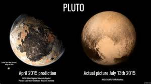 what is the color of pluto new horizons and pluto everything you wanted to