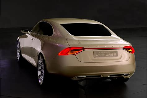 volvo concept universe rear lights  volvo car group