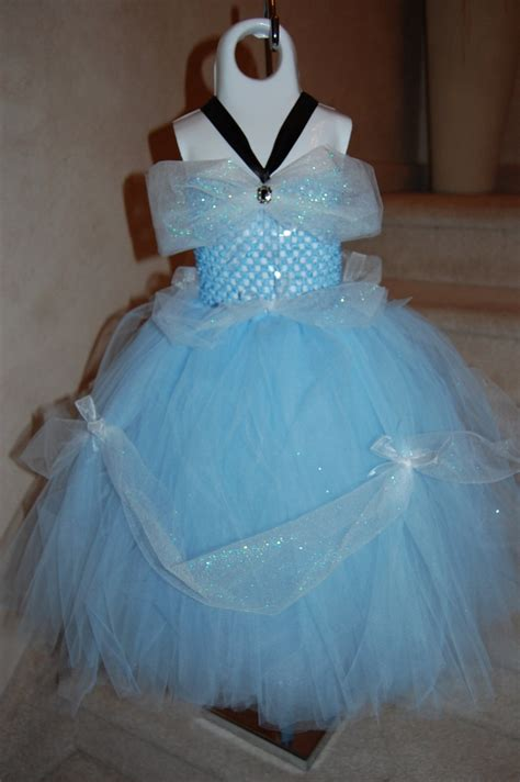 Dress Tutu Cinderella disney inspired cinderalla tutu dress