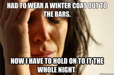 First World Problems Meme - anorak best memes of 2011