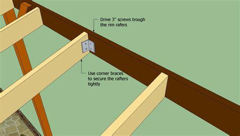 build  lean  carport howtospecialist