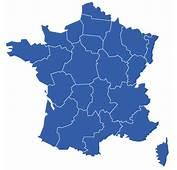 Carte De France Simplifi&233e