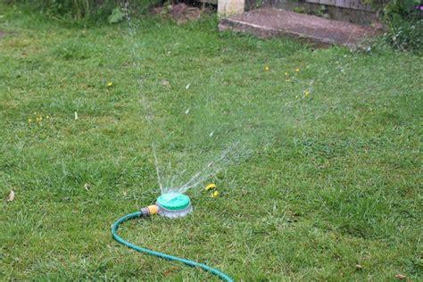 Garden Hose Sprinkler Silverline 718693 8 Pattern Garden Sprinkler With Hose